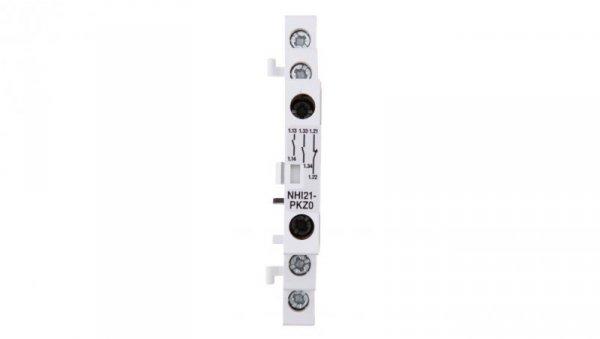 Styk pomocniczy 2Z 1R montaż boczny NHI21-PKZ0 072894