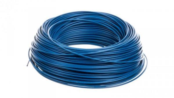 Przewód instalacyjny H05V-K 1 ciemnoniebieski 29125 /100m/