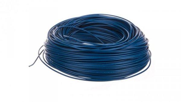 Przewód instalacyjny H05V-K 0,75 ciemnoniebieski 29109 /100m/
