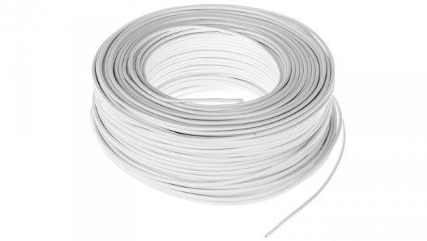 Przewód instalacyjny H07V-K 1,5 biały 4520051 /100m/
