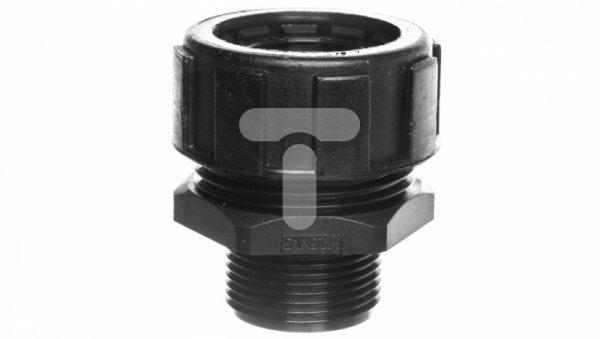 Dławnica do węża osłonowego M25 IP65 SILVYN MPC M25 czarna 55502464