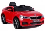 Auto na Akumulator BMW 6 GT Czerwone