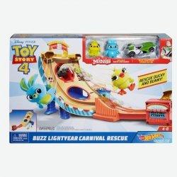 Hot Wheels HW Toy Story Zestaw filmowy