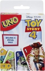 Gry UNO Toy Story 4