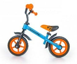 Rowerek Biegowy Dragon blue-orange Milly Mally
