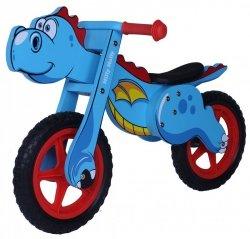 Rowerek Biegowy Dino Blue Milly Mally