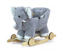 Słonik na biegunach  Polly - Gray Elephant Milly Mally