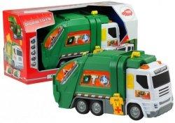 Auto Śmieciarka z Dźwiękiem Wielofunkcyjna