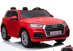 Auto na Akumulator Audi Q5 2-osobowe Czerwone
