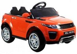 Auto na akumulator HL1618 Pomarańczowe