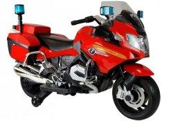 Motor na Akumulator BMW R1200 Policja Czerwony