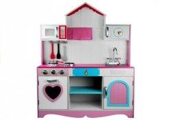 Kuchnia Drewniana Dla Dziecka Marika Duża 112,5cm