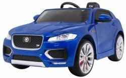 Auto na akumulator  Jaguar F-Pace Lakierowany Niebieski