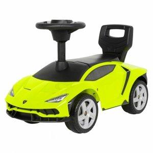 Jeździk Lamborghini chodzik pchacz skrętne koła