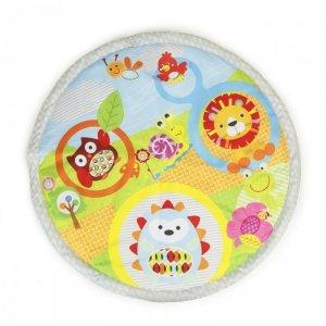 Mata edukacyjna dla niemowląt z zabawkami