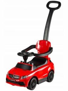 Jeździk pchacz Mercedes AMG GLE 63 Czerwony
