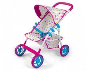 Wózek dla lalek Natalie Candy Milly Mally