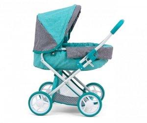 Wózek dla lalek Alice Prestige Mint Milly Mally
