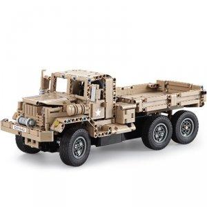 Ciężarówka zdalnie sterowana RC klocki CADA EE 2W1 C51042W