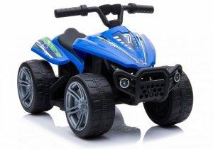 Quad na akumulator dla dzieci Niebieski