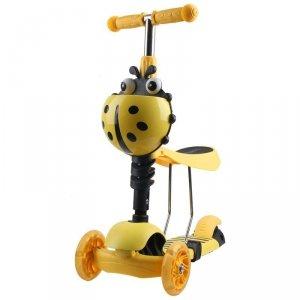Hulajnoga dla dzieci  balansowa jeździk 3w1 Enero