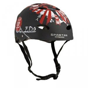 Kask dla dzieci rolki, rower Rower Spartan r.L