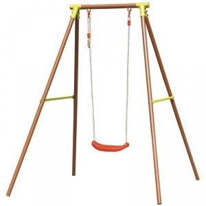 Huśtawka ogrodowa dla dzieci 1 osobowa plac zabaw dla dzieci