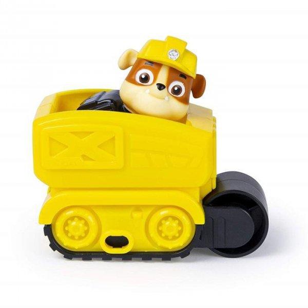 Psi Patrol Ultimate Rescue Ciężarówka Rubbla