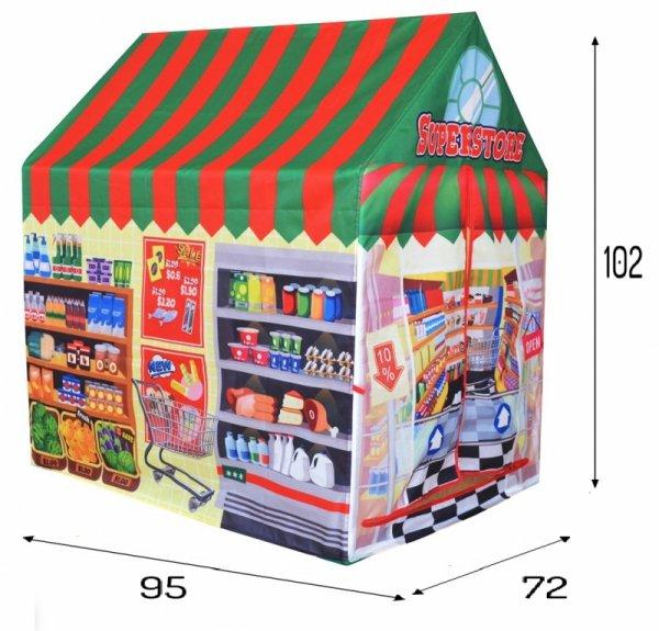 Namiot namiocik domek plac zabaw dla dzieci sklep Ecotoys