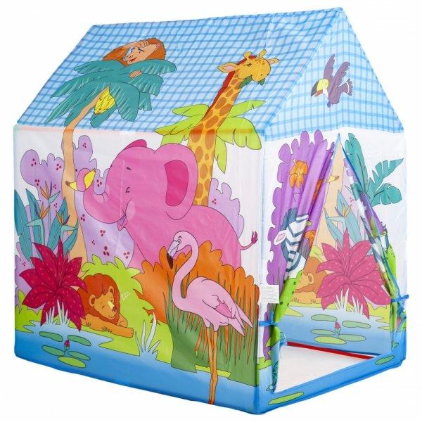 Namiot namiocik domek plac zabaw dla dzieci zoo Ecotoys
