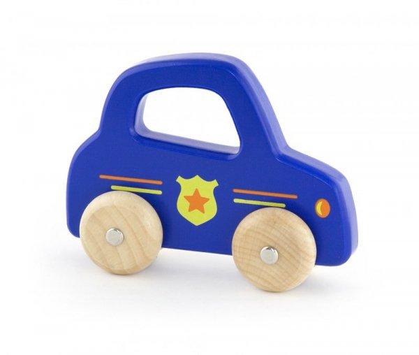 Pierwsza zabawka do rączki - policja Viga