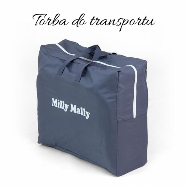 Łóżeczko / Kołyska Jane Gray Milly Mally