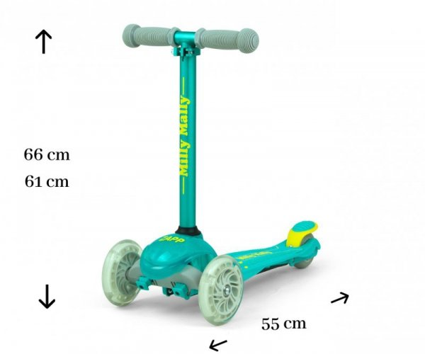 Hulajnoga Scooter Zapp Mint Milly Mally