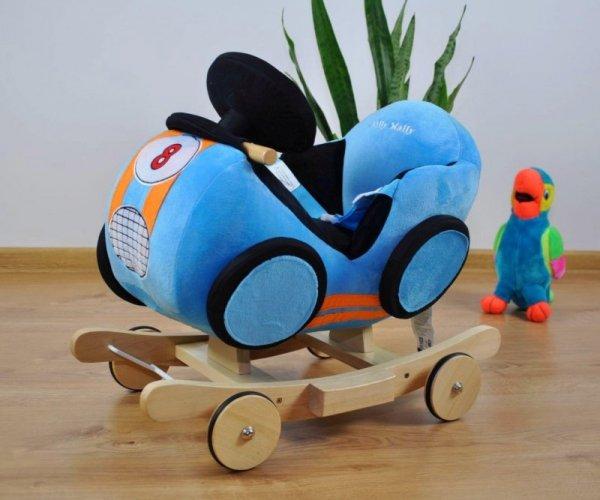 Bujak Samochód Speedy Blue Milly Mally