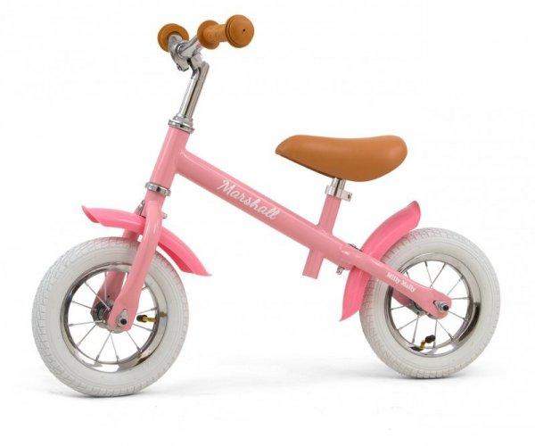 Rowerek Biegowy Marshall Air Pink Milly Mally