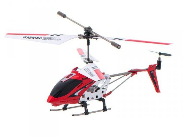 Helikopter zdalnie sterowany RC SYMA S107G czerwony