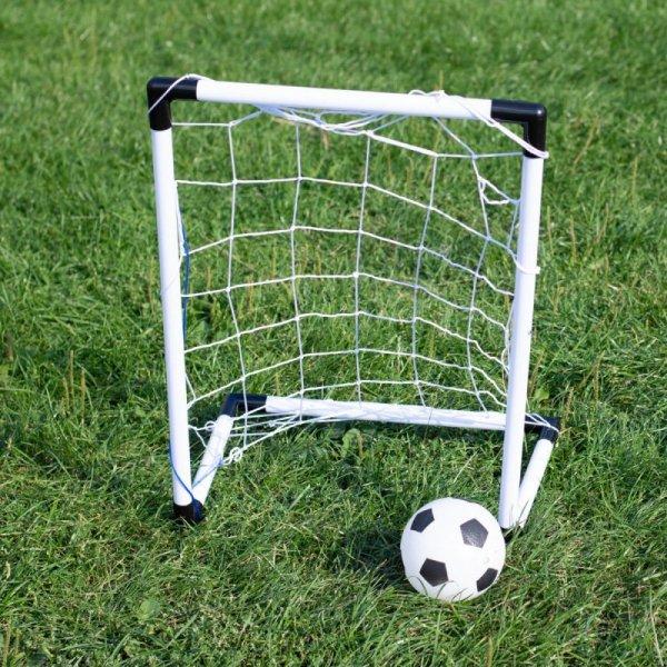 Bramki ogrodowe do piłki nożnej 2szt 150x233x92