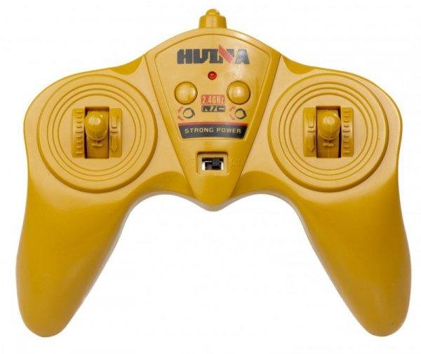 Zdalnie sterowany Buldożer Koparka RC H-Toys 1520 6CH 27/40Mhz 1:18