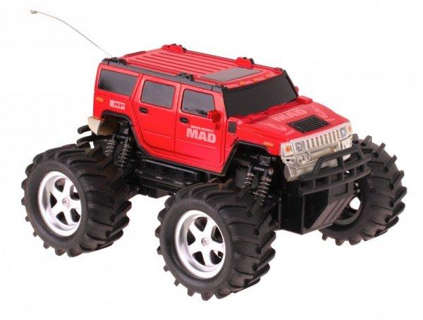 Auto zdalnie sterowane RC 6568-330N Monster Truck czerwony