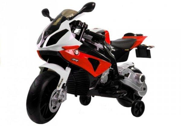 Motor na akumulator BMW S1000RR Czerwony