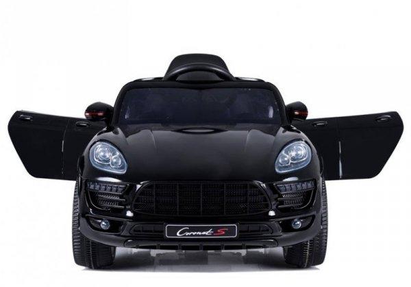 Auto na akumulator Coronet S Czarny
