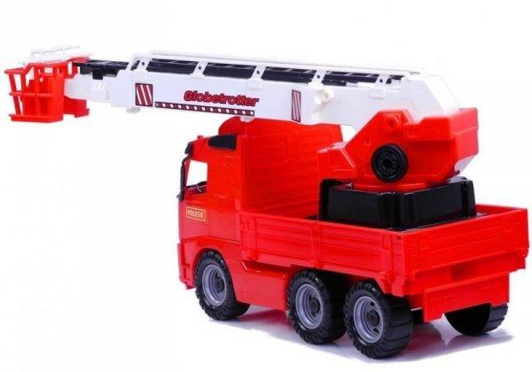 Samochód autko Straż Pożarna Polesie Wader 8787