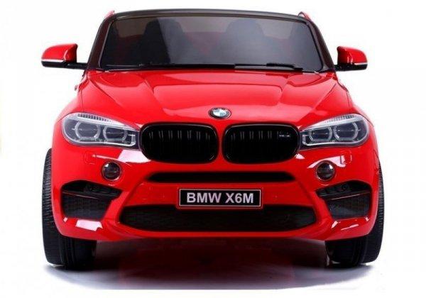 Auto na Akumulator NOWE BMW X6M Czerwone