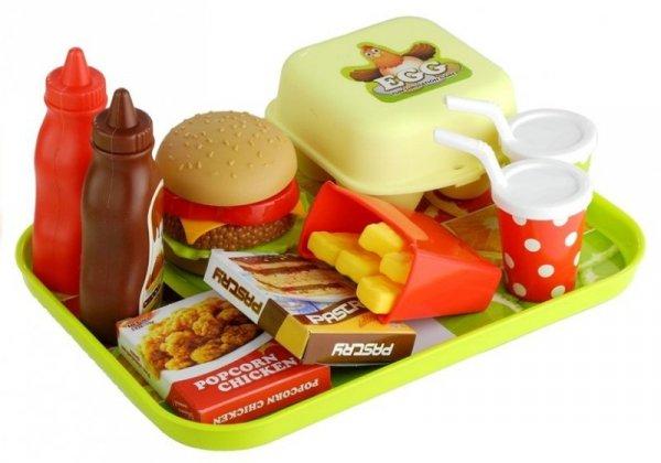 Zestaw Do Robienia Fast Foodu i Gofrów Akcesoria