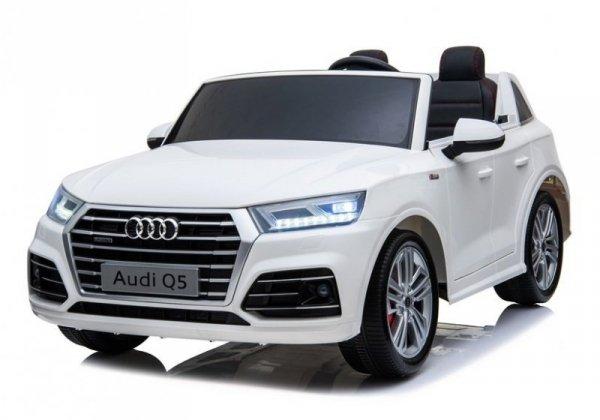 Auto na Akumulator Nowe Audi Q5 2-osobowe Białe