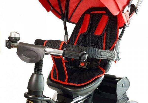 Rower Trójkołowy PRO600 Czerwony