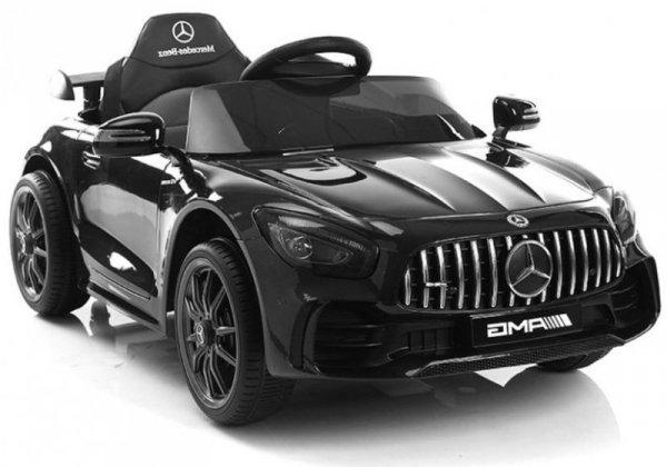 Auto na Akumulator Mercedes GTR  Czarny Lakierowany