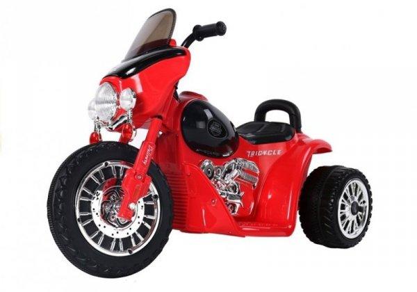 Motor na Akumulator JT568 Czerwony