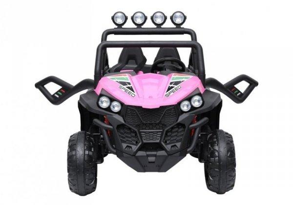 Auto na Akumulator Buggy S2588 Różowy
