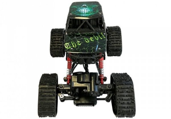 Auto Zdalnie Sterowane Terenowe R/C z czaszką 4x4